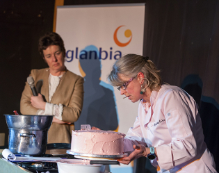 Taken on 23/4/2017  Masterclass Demo presented by Eunice Power featuring Judit McNally Proprietor of Ormond's Cafe, Dungarvan, County Waterford on the 10th Anniversary of the West Waterford Festival of Food 2017 Picture: Karen Dempsey